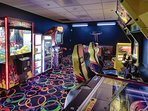 Wyndham Vacation Resorts At National Harbor gameroom