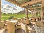 Starr Pass Golf Suites on site restaurant