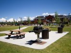 Wyndham Vacation Resorts Steamboat Springs terrace