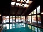 Wyndham Vacation Resorts Steamboat Springs indoor pool