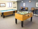 Wyndham Vacation Resorts Steamboat Springs gameroom