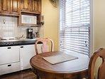 Wyndham Patriots' Place kitchen