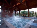 Wyndham Vacation Resorts Steamboat Springs hot tub