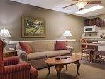 Wyndham Kingsgate living room
