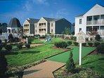 Wyndham Kingsgate mini golf