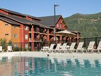 Wyndham Vacation Resorts Steamboat Springs outdoor pool