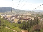 Wyndham Vacation Resorts Steamboat Springs landscape