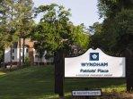 Wyndham Patriots' Place property logo