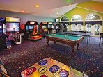Wyndham Kingsgate gameroom