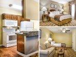 Wyndham Patriots' Place accommodations