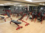 Wyndham Midtown 45 At New York City fitness area