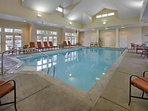Wyndham Nashville indoor pool