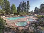 WorldMark Bend Seventh Mountain Resort outdoor pool