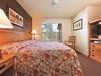 WorldMark McCall bedroom