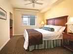 WorldMark Long Beach bedroom