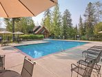 WorldMark McCall outdoor pool