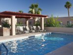 Havasu Dunes Resort outdoor pool