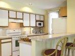Wyndham Mauna Loa Village kitchen