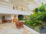 Wyndham Royal Sea Cliff lobby