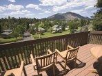 Wyndham Flagstaff deck