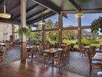 Wyndham Flagstaff on site restaurant
