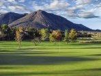 Wyndham Flagstaff golf
