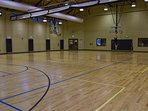 Wyndham Resort at Fairfield Glade basket ball court