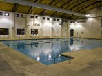 Wyndham Resort at Fairfield Glade indoor pool