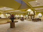 Wyndham Resort at Fairfield Glade lobby