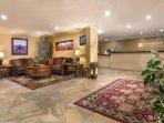 Wyndham Flagstaff lobby