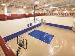 Wyndham Resort at Fairfield Bay basketball court