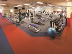Wyndham Resort at Fairfield Bay fitness area