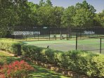 Wyndham Resort at Fairfield Bay tennis court