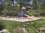 WorldMark Estes Park playground