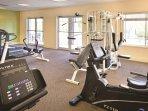 Wyndham Mountain Vista fitness area