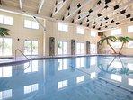 Wyndham Mountain Vista indoor pool