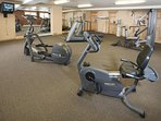 WorldMark Estes Park fitness area