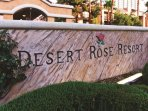 Desert Rose Resort property logo