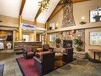 WorldMark Estes Park lobby