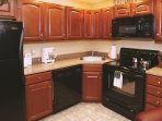 Crotched Mountain Resort kitchen