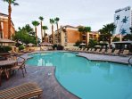 Desert Rose Resort outdoor pool
