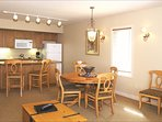 Carriage Ridge Resort living room