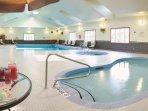 Carriage Ridge Resort indoor pool