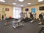 Wyndham Skyline Tower fitness area