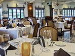 Avenue Plaza Resort on site restaurant