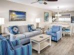 Wyndham Ocean Ridge Accommodations living room