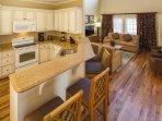 Wyndham Ocean Ridge Accommodations kitchen