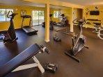 Wyndham Ocean Ridge Accommodations fitness area