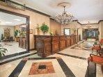 Avenue Plaza Resort lobby