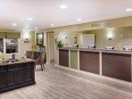 Wyndham Ocean Ridge Accommodations lobby